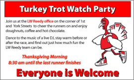 Turkey Trot long Invite