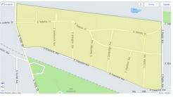 Tuxedo Park Map