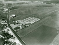 Elmhurst Airport Aerial photograph