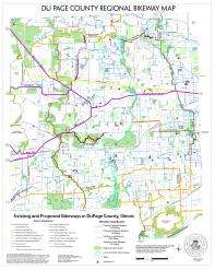 2014 Bike Map