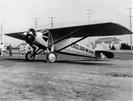 Lindburgh plane