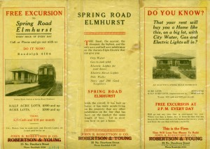 Spring Road Brochur