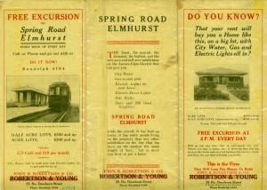 Spring Road Brochur
