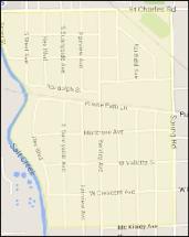 Spring Road Dev Map