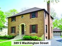 389 S. Washington Street