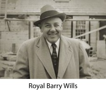 Royal Barry Wills